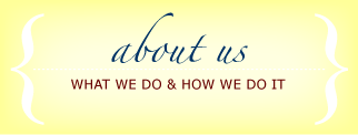 About Us - What we do and How we do it
