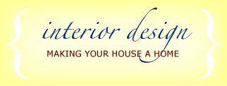 Interior Design - Making your house a home
